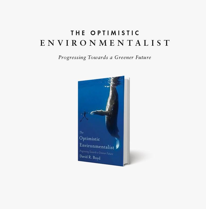 The Optimistic Environmentalist Book